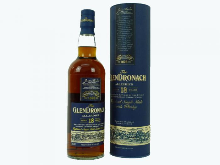 Glendronach Allardice 18 Jahre 46% 0,7L