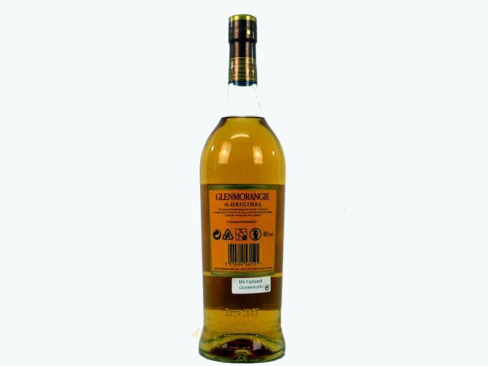 Glenmorangie Original 10 Years 40% 1,0L