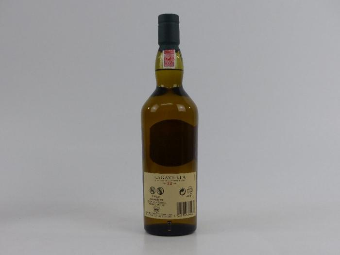 Lagavulin 12 Years Old Special Release Cask Strength 57,7% 0,7L