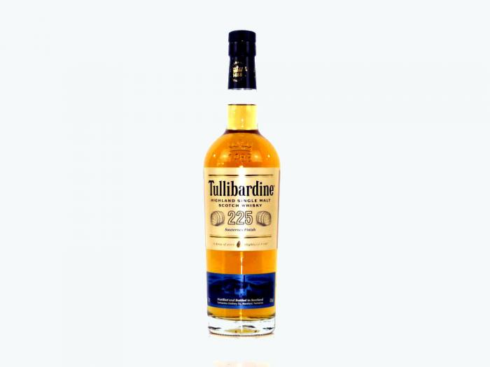 Tullibardine Sauternes Finish Highland Single Malt 43% 0,7L