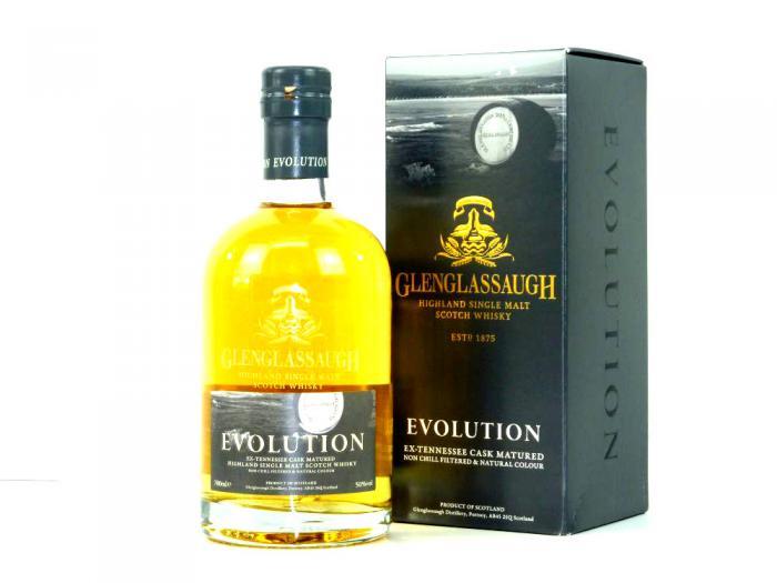 Glenglassaugh Evolution Single Malt Scotch Whisky 50% 0,7L