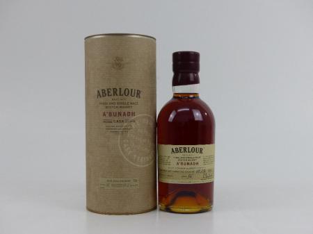 Aberlour Abunadh Scotch Whisky Batch 56 61,2% 0,7L
