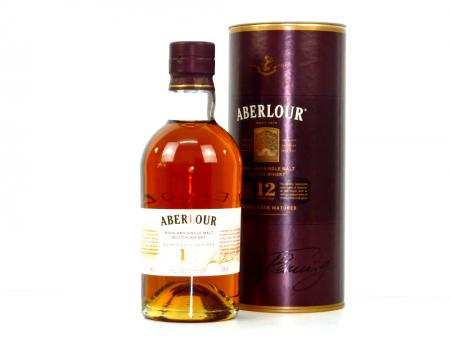 Aberlour 12 Years Old Double Cask 40% 0,7L