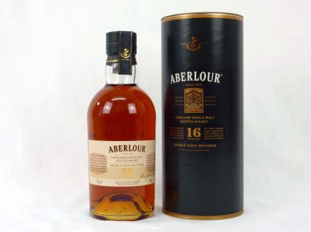 Aberlour 16 Years Double Cask Matured 0,7L 40%