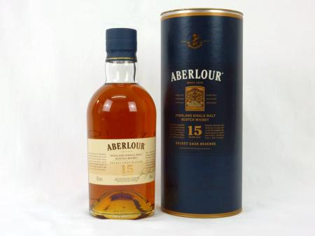 Aberlour 15 Years Select Cask Reserve 0,7L 43%