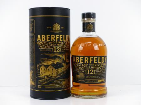 Aberfeldy 12 Years 40% 0,7L