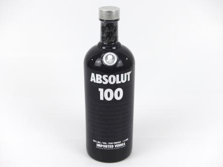 Absolut Vodka 100 50% 1,0L