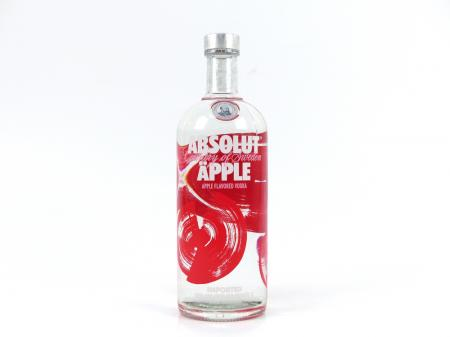 Absolut Vodka Äpple 40% 1,0L