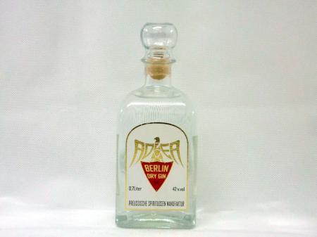 Adler Berlin Dry Gin 42% 0,7L