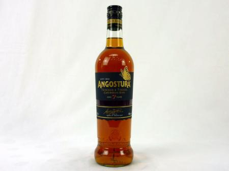 Angostura Dark Rum 7 Years 40% 0,7L