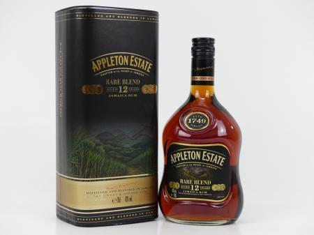 Appleton Extra 12 Jahre 43% 0,7L