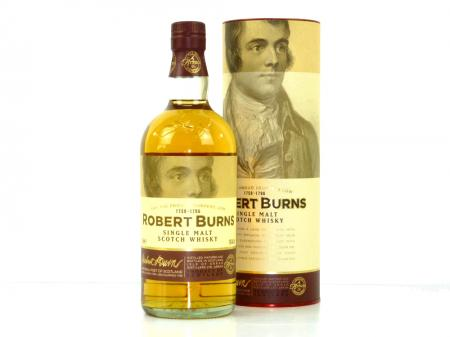Arran Robert Burns Single Malt Scotch Whisky 43% 0,7L