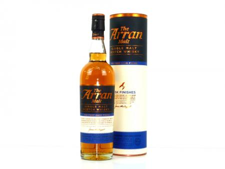 The Arran Port finish Island Single Malt 50% 0,7L