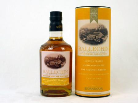 Ballechin Sauternes Cask Highland Single Malt 46% 0,7L