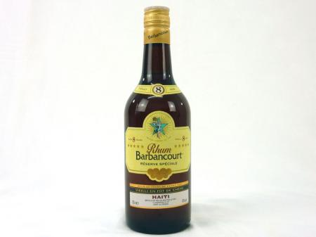 Barbancourt 8 Years 43% 0,7L