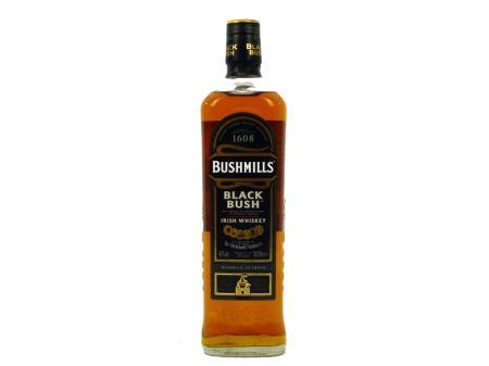 Bushmills Black Bush Irish Whiskey 40% 0,7L