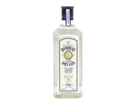 Bombay Original Dry Gin London 37,5% 0,7L