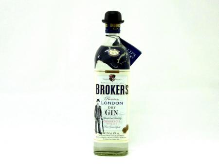 Brokers London Dry Gin 47% 0,7L