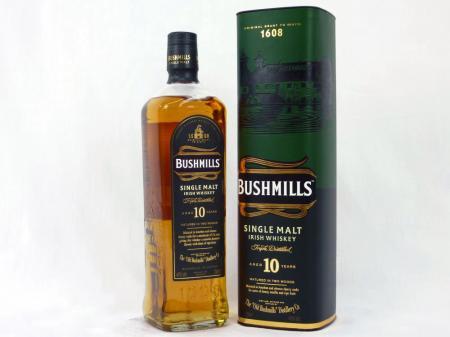 Bushmills 10 Years 0,7L 40%