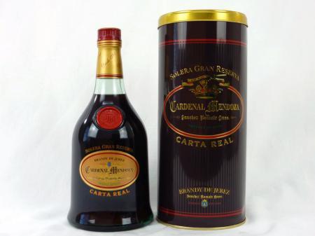 Cardenal Mendoza Carta Real 40% 0,7L