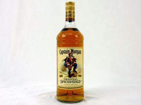 Captain Morgan Spiced Gold 35% 1,0L