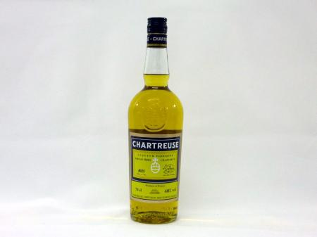 Chartreuse gelb 40% 0,7L