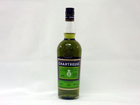 Chartreuse grün 55% 0,7L