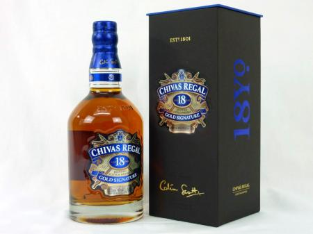 Chivas Regal 18 Years 40% 0,7L