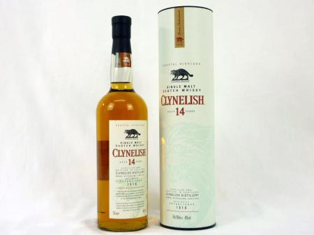 Clynelish 14 Years 46% 0,7L