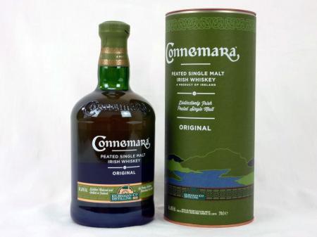 Connemara Peated Single Malt 0,7L 40%