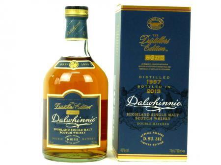 Dalwhinnie Distillers Edition Highland Single Malt 43% 0,7L