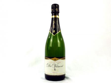 De Vilmont Brut Blanc de Blancs Champagner 12,5% 0,75L