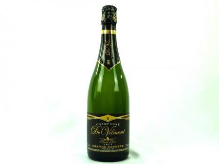 De Vilmont Brut Premier Cru Grande Reserve Champagner 12,5% 0,75L