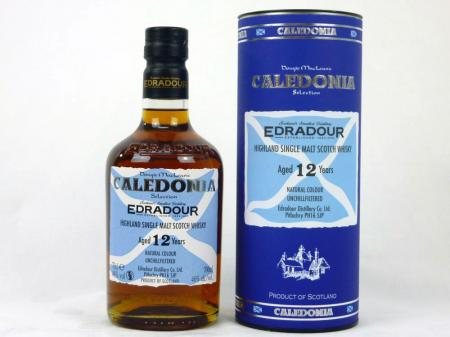 Edradour 12 Years Old Caledonia Selection 46% 0,7L