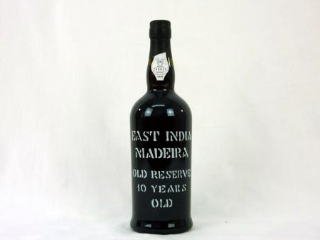 East India Old Reserve 10 Years 19% 0,75L