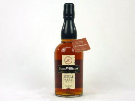 Evan Williams Single Barrel Kentucky Bourbon Whiskey 43,3% 0,7L