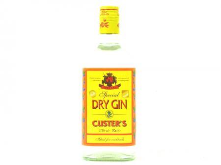 Custer's Spezial Dry Gin 37,5% 0,7L