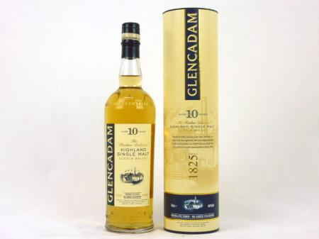 Glencadam 10 Jahre Scotch Whisky 46% 0,7L