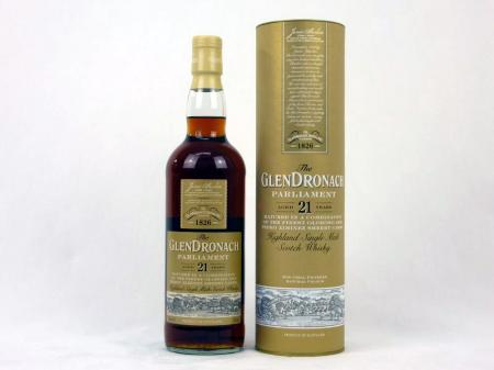 Glendronach 21 Years Old Parliament 48% 0,7L