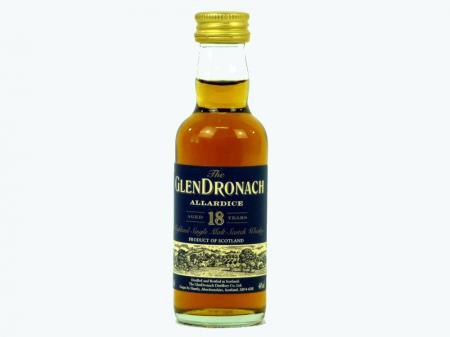 Glendronach Allardice 18 Jahre 46% 0,05L