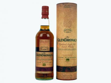 Glendronach Cask Strength Speyside Single Malt 55,3% 0,7L