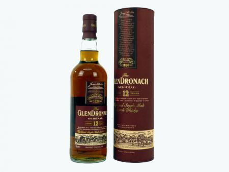 GlenDronach Original 12 Jahre 43% 0,7L