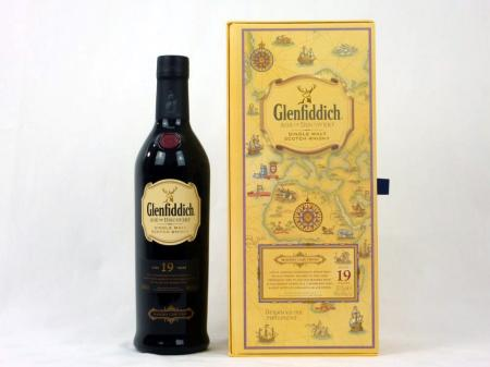 Glenfiddich 19 Years Age of Discovery - Madeira Wood 40% 0,7L