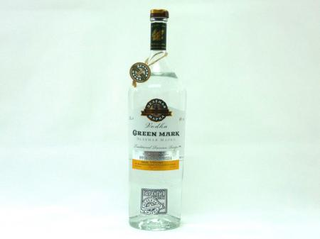 Green Mark Vodka 40% 1L