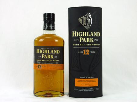 Highland Park 12 Years 40% 0,7L