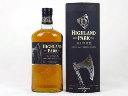 Highland Park Einar Single Malt 40% 1,0L