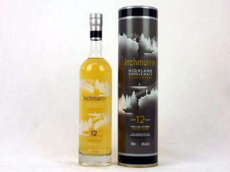 Inchmurrin 12 Years Old Highland Single Malt 46% 0,7L