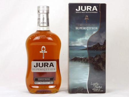 Isle of Jura Superstition Single Malt 43% 0,7L
