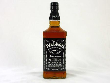 Jack Daniels Old No.7 40% 1,0L