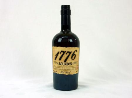 1776 Bourbon Whiskey 50% 0,7 L